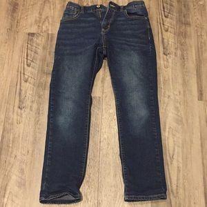 Old Navy Boys Athletic Cut Jeans Denim